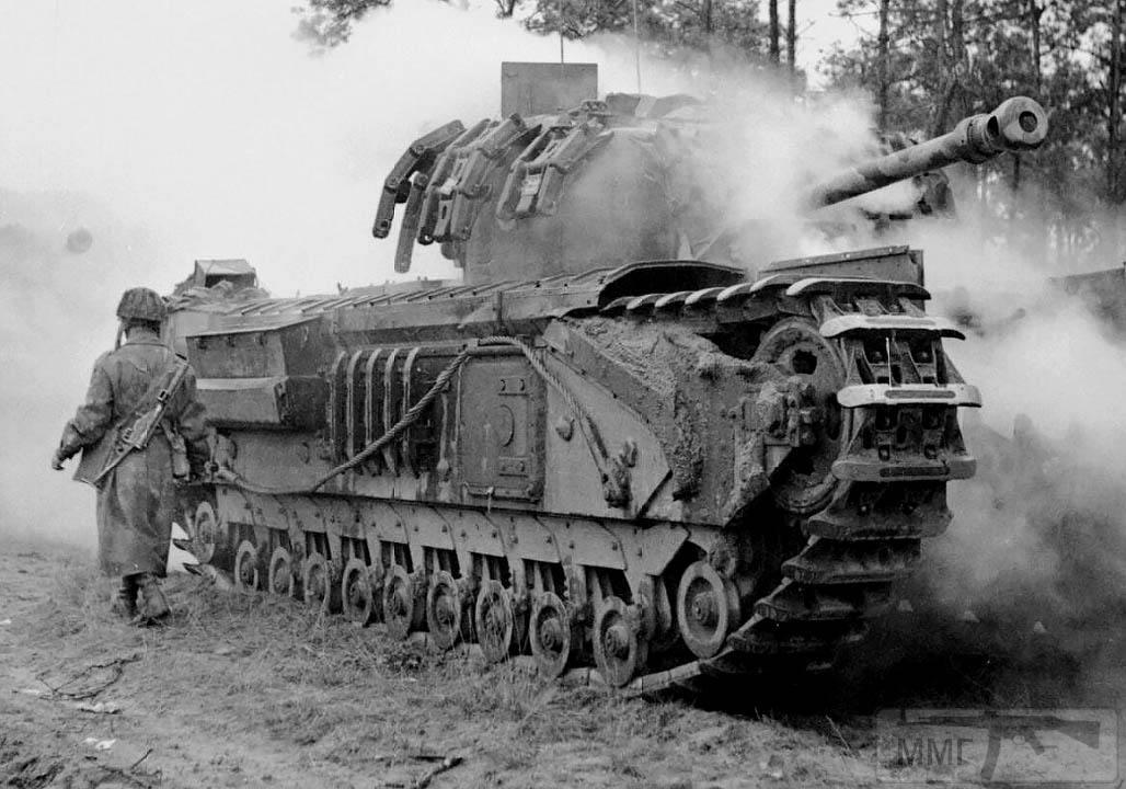 77467 - Британские танки Второй мировой
