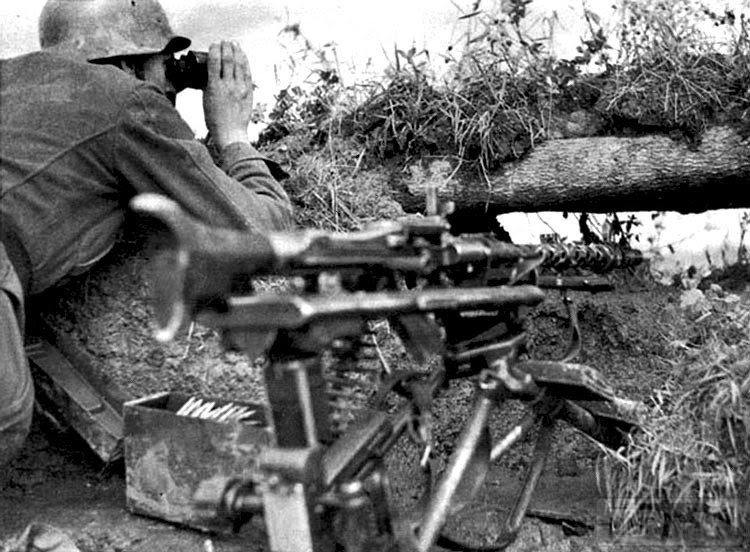77547 - Все о пулемете MG-34 - история, модификации, клейма и т.д.