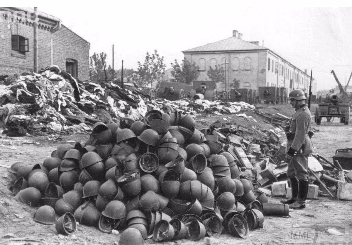 77592 - Раздел Польши и Польская кампания 1939 г.