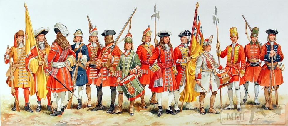 77625 - Яркая униформа старых времен... почему?