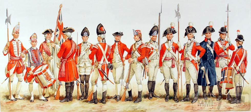 77626 - Яркая униформа старых времен... почему?