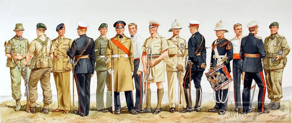 77631 - Яркая униформа старых времен... почему?