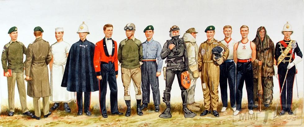 77632 - Яркая униформа старых времен... почему?