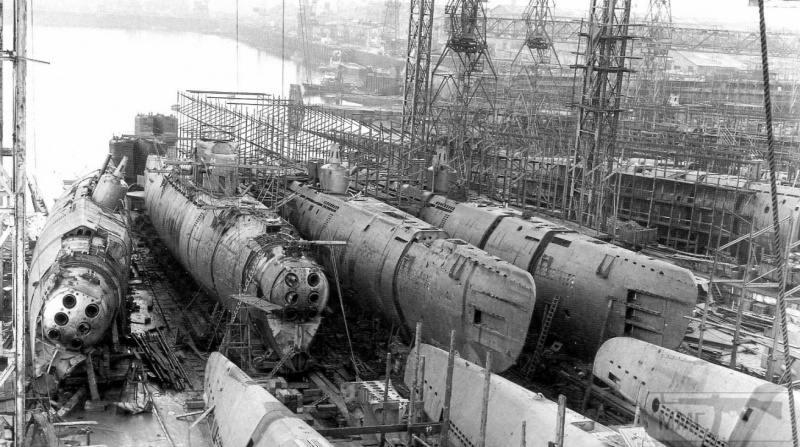 77670 - Волчьи Стаи - Германские подводные лодки двух мировых войн