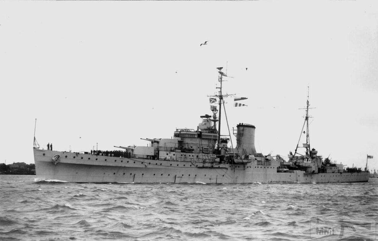 77800 - HMS Leander