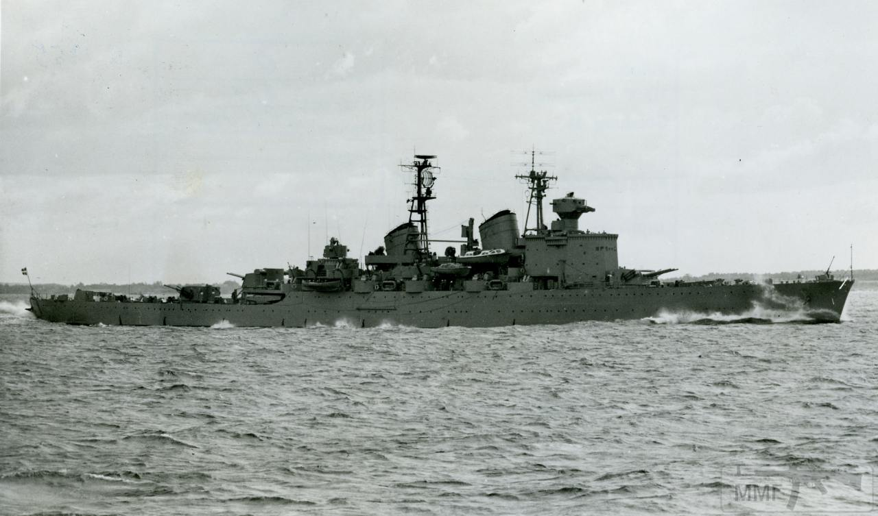 77803 - Легкий крейсер Tre Kronor
