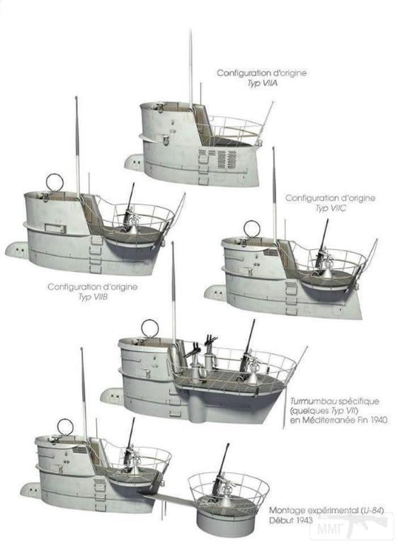 7788 - Волчьи Стаи - Германские подводные лодки двух мировых войн