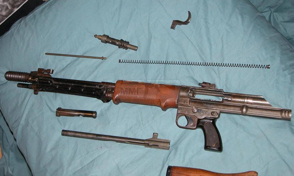 779 - Fallschirmjägergewehr 42