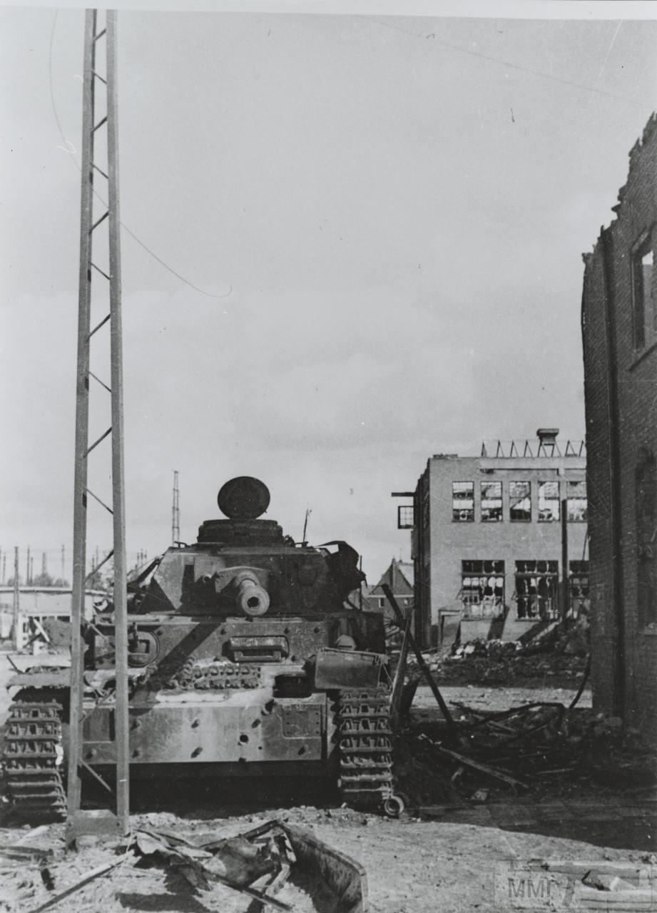 77938 - Военное фото 1939-1945 г.г. Западный фронт и Африка.