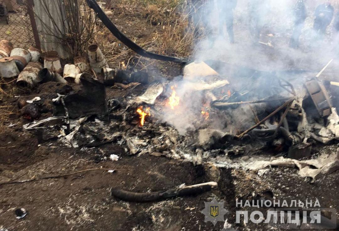 78060 - Аварии гражданских летательных аппаратов