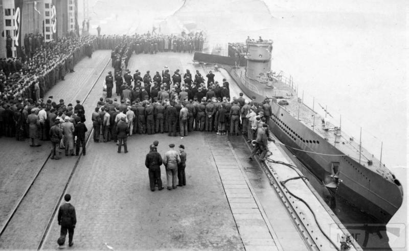 78105 - Волчьи Стаи - Германские подводные лодки двух мировых войн