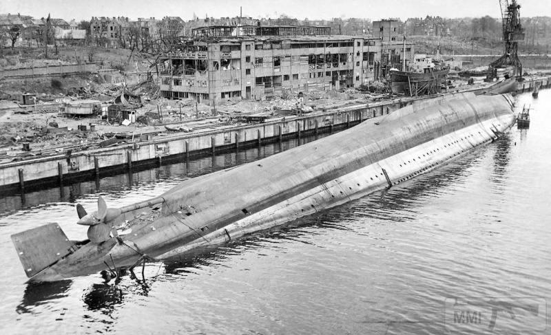 78107 - Германский флот 1914-1945