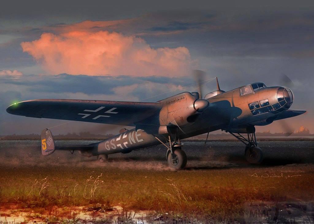 7816 - Самолеты Luftwaffe