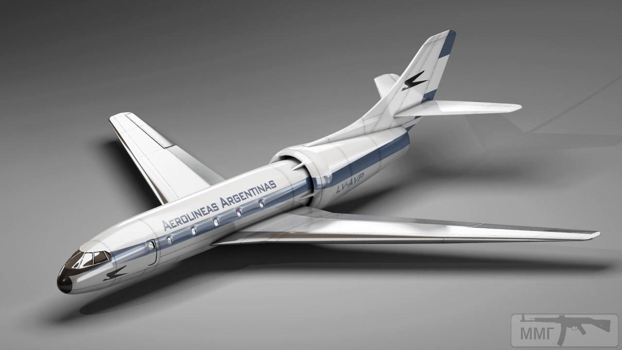78479 - Самолёты которые не пошли в серийное производство.