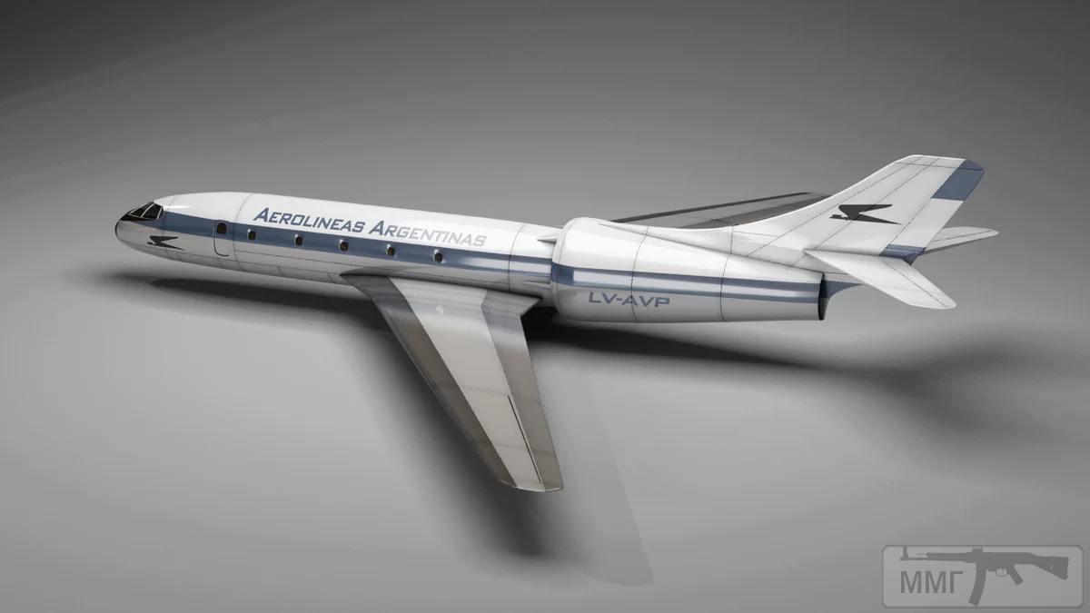 78480 - Самолёты которые не пошли в серийное производство.