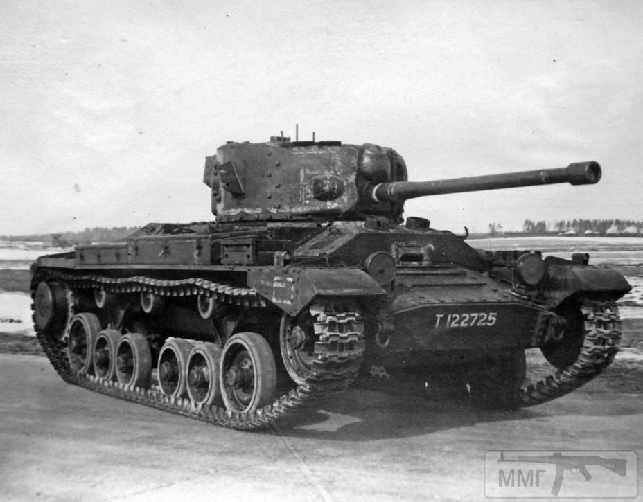 78498 - Британские танки Второй мировой