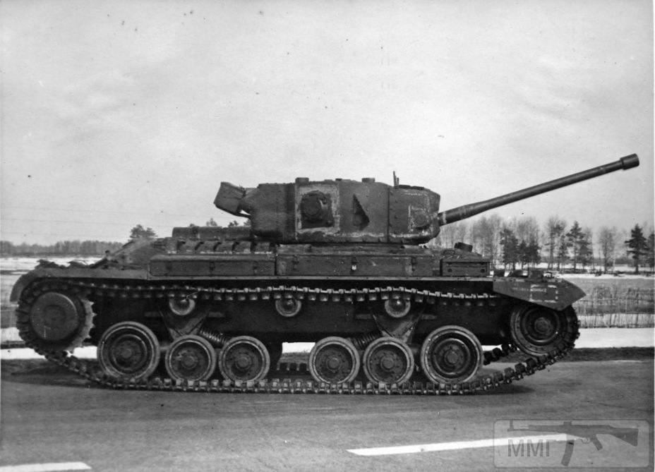 78499 - Британские танки Второй мировой