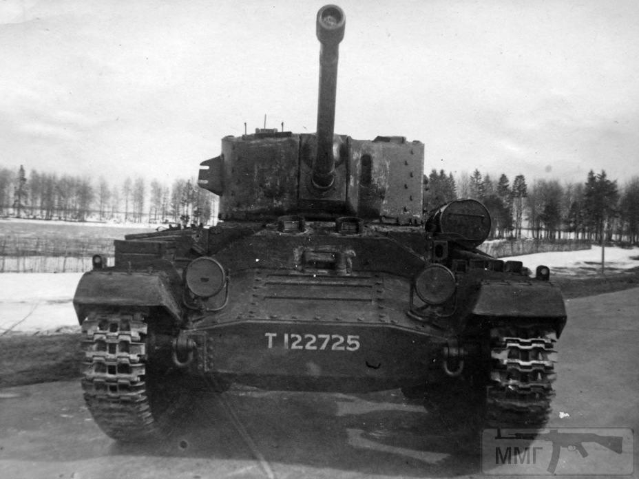 78501 - Британские танки Второй мировой