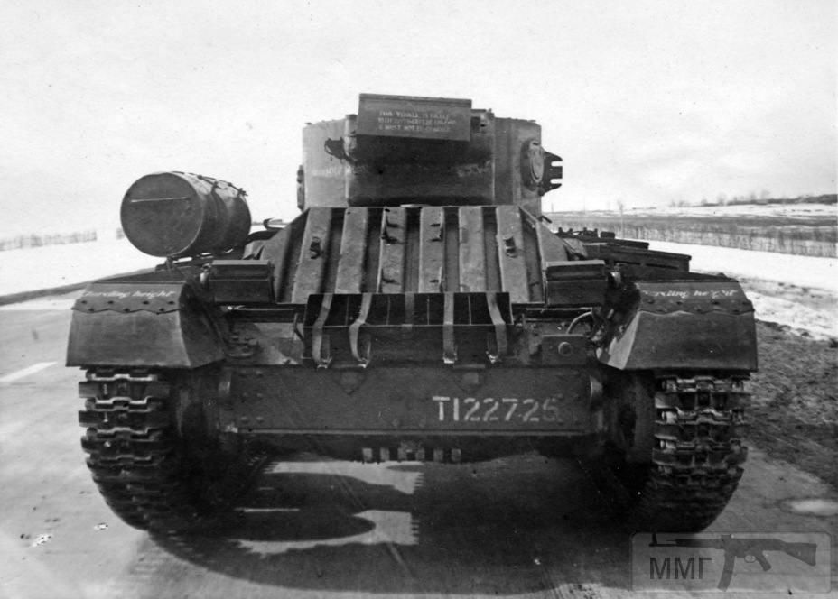 78502 - Британские танки Второй мировой