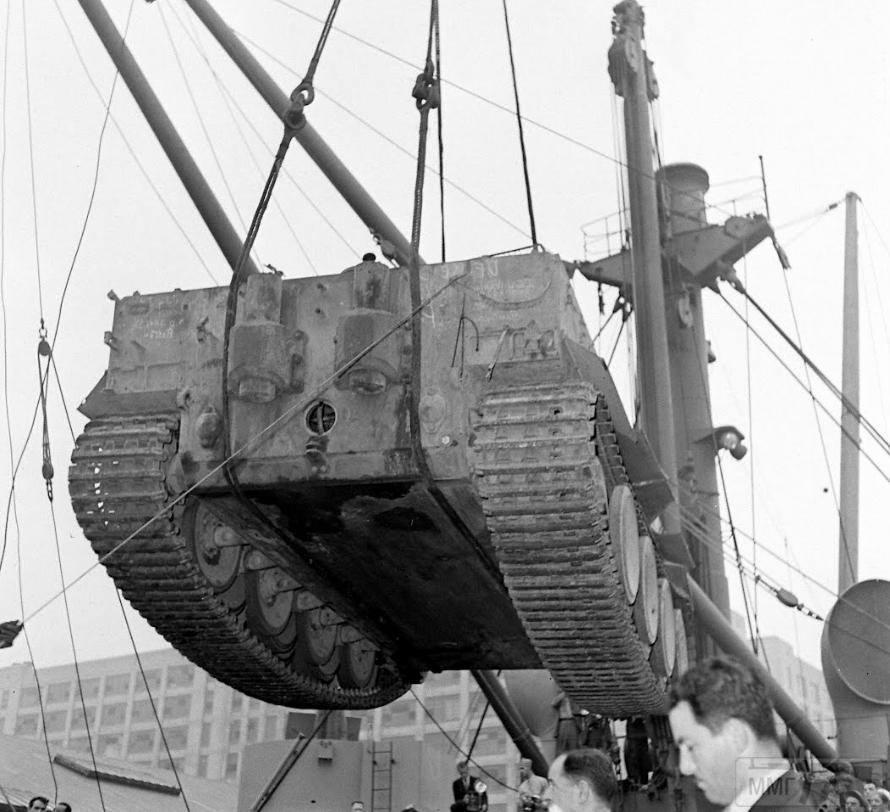 78515 - Танк Тигр - лучший танк Второй Мировой Войны?