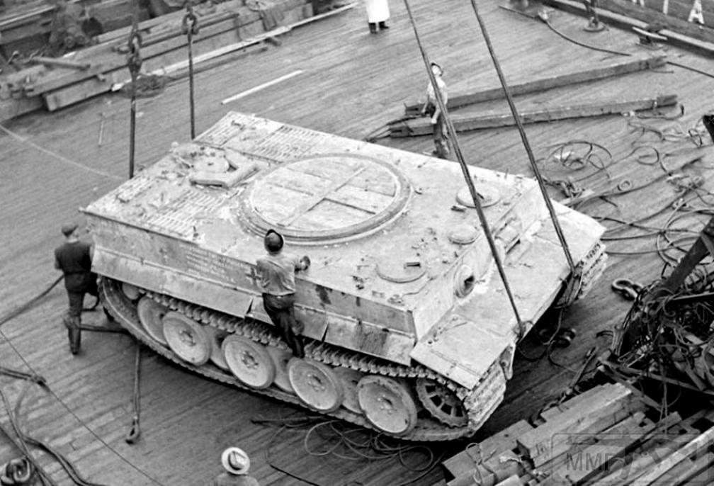 78517 - Танк Тигр - лучший танк Второй Мировой Войны?