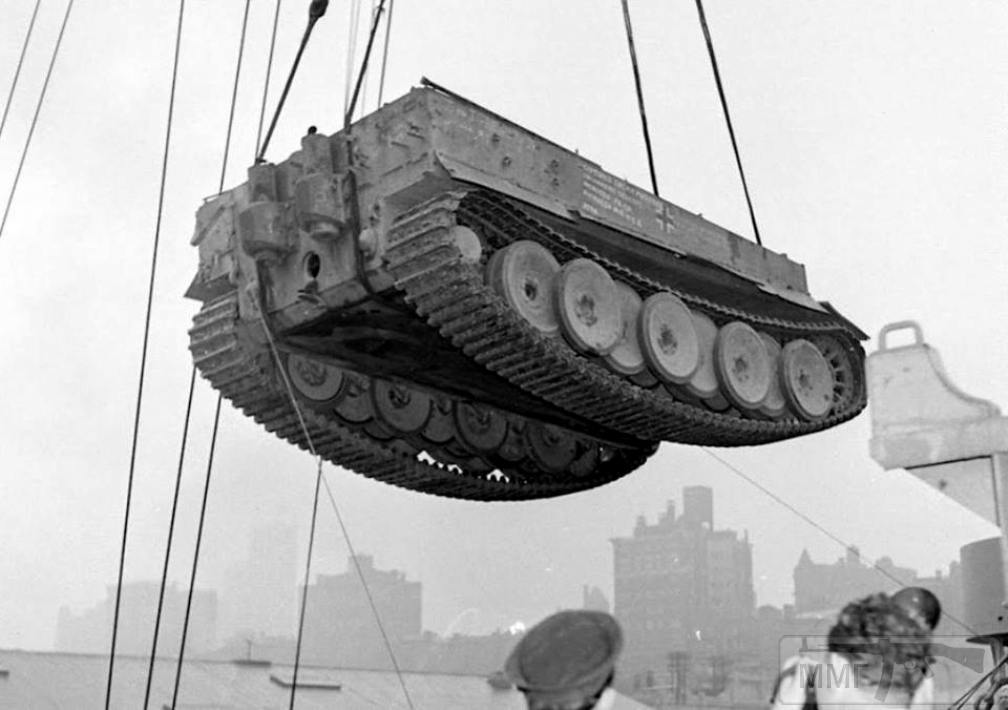 78519 - Танк Тигр - лучший танк Второй Мировой Войны?