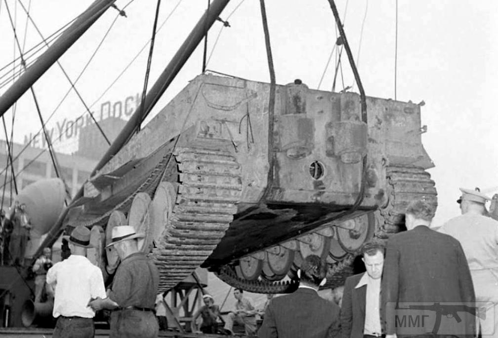 78520 - Танк Тигр - лучший танк Второй Мировой Войны?