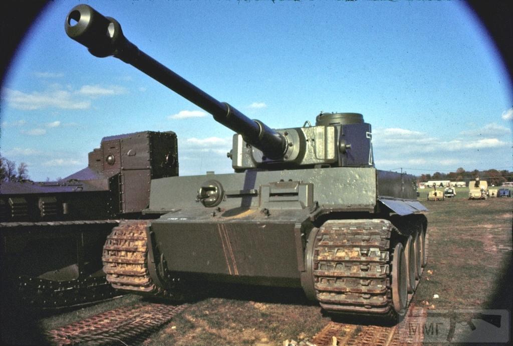 78522 - Танк Тигр - лучший танк Второй Мировой Войны?