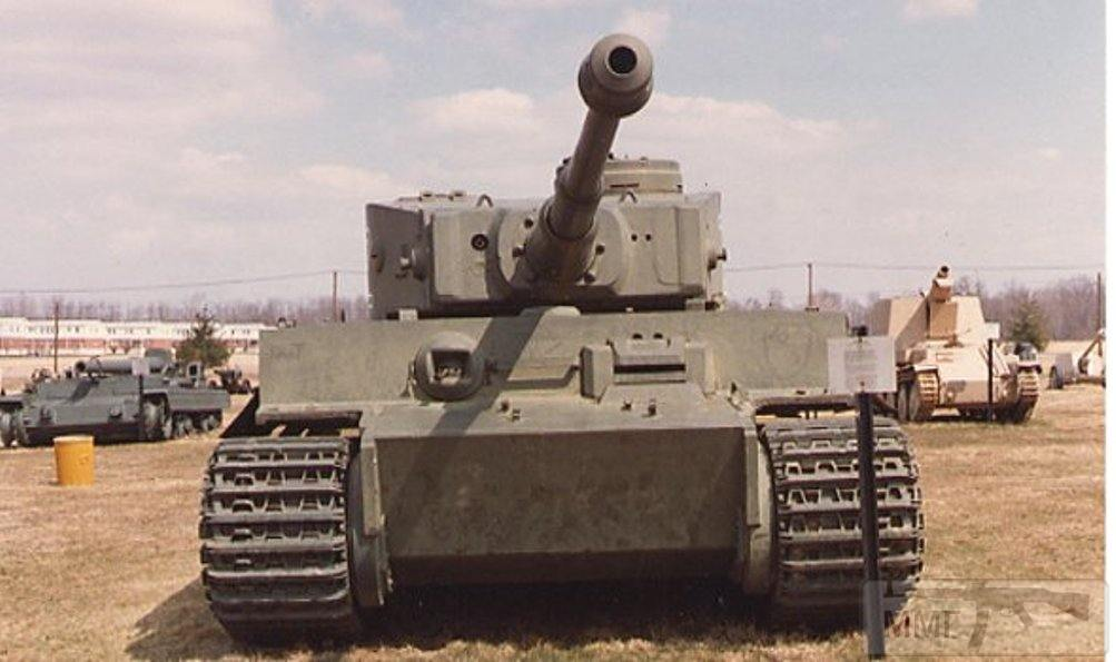 78524 - Танк Тигр - лучший танк Второй Мировой Войны?