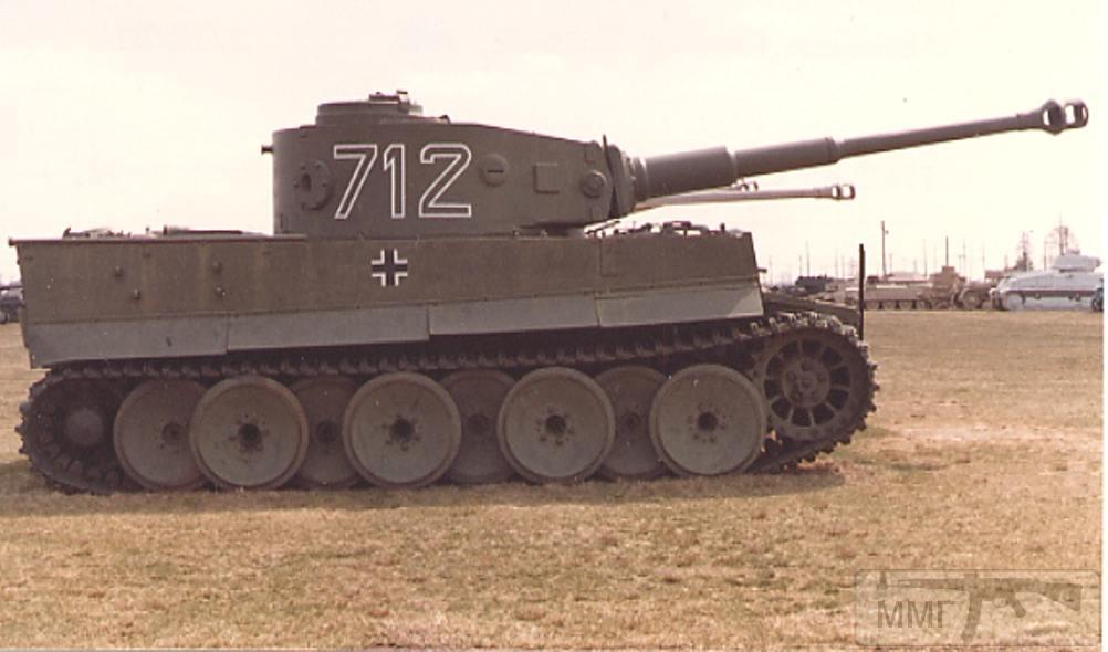 78525 - Танк Тигр - лучший танк Второй Мировой Войны?