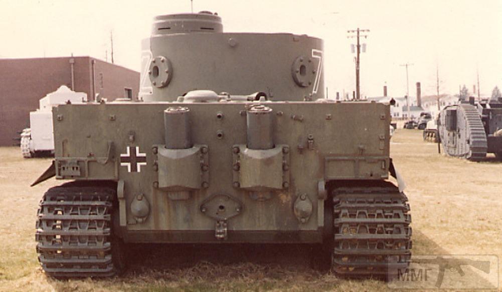 78526 - Танк Тигр - лучший танк Второй Мировой Войны?