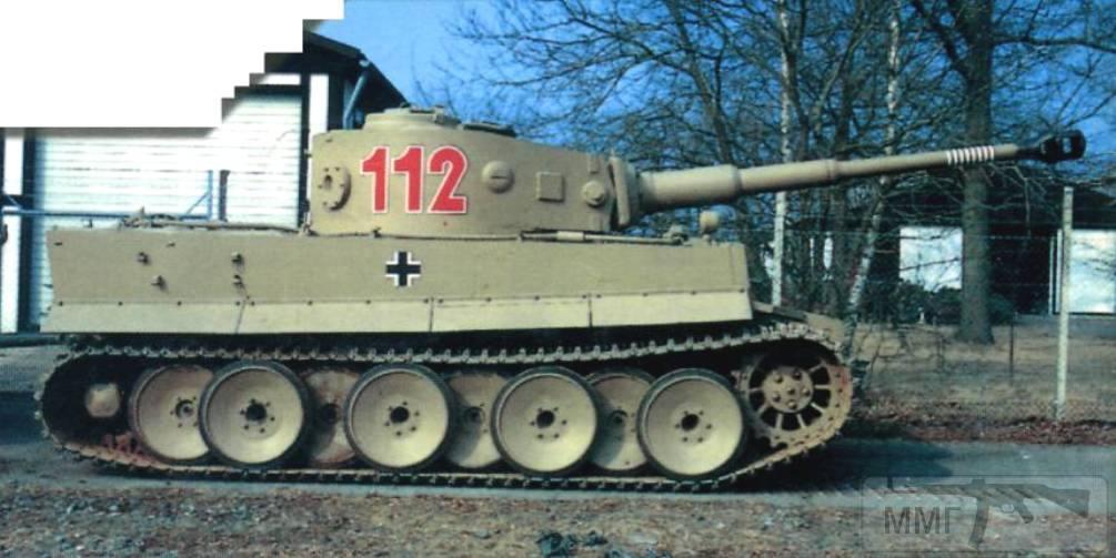 78527 - Танк Тигр - лучший танк Второй Мировой Войны?