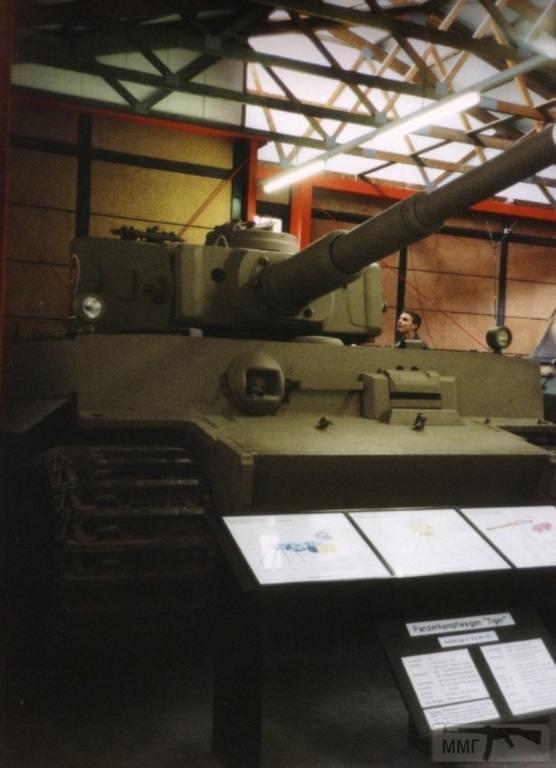 78528 - Танк Тигр - лучший танк Второй Мировой Войны?