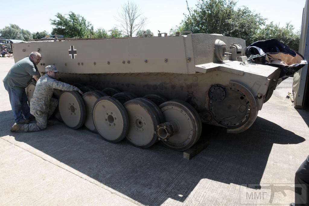 78532 - Танк Тигр - лучший танк Второй Мировой Войны?