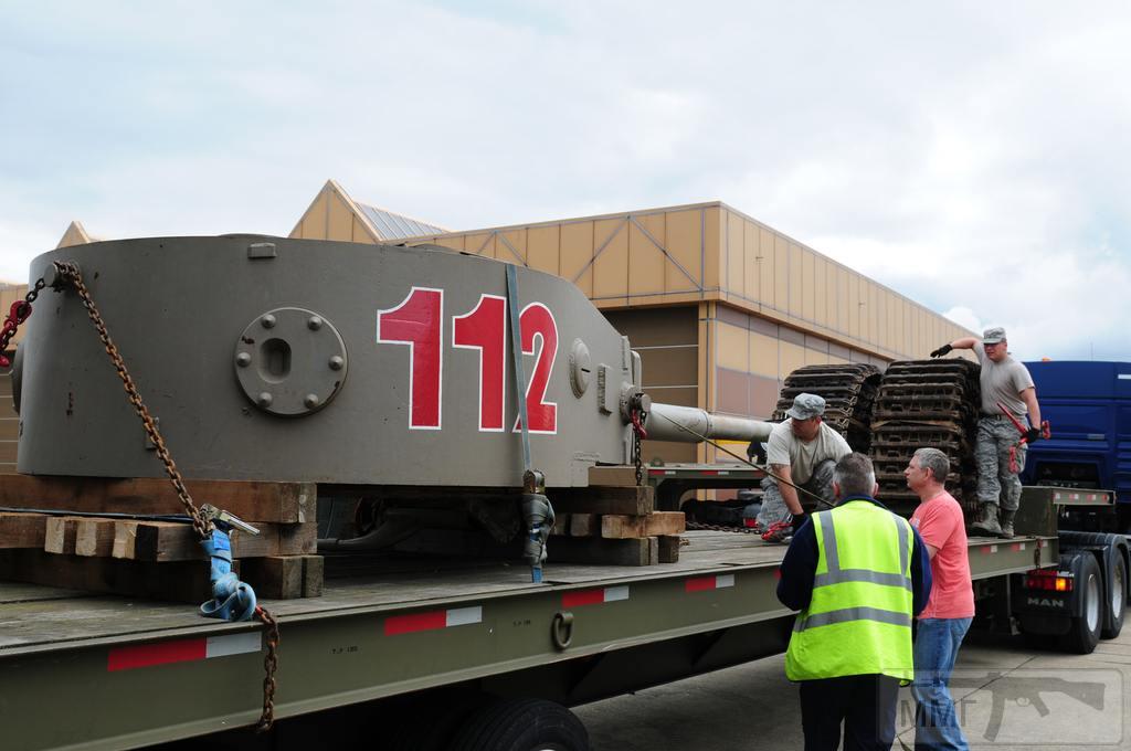 78536 - Танк Тигр - лучший танк Второй Мировой Войны?