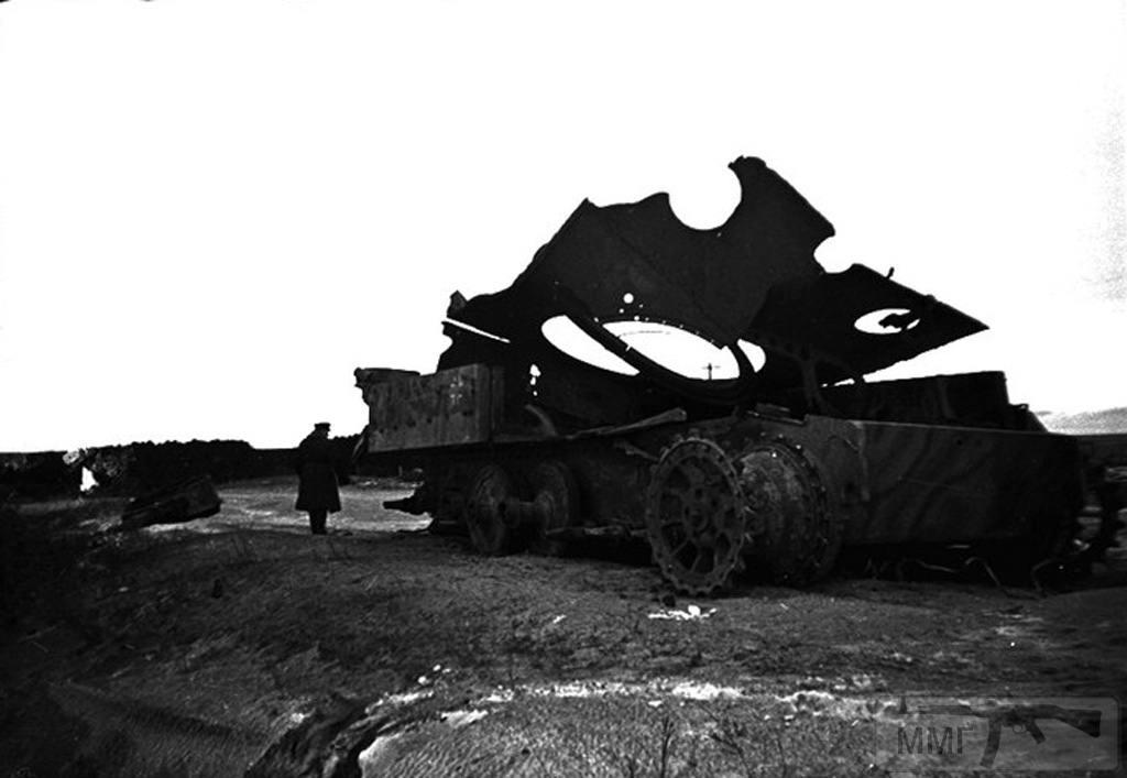 78613 - Танк Тигр - лучший танк Второй Мировой Войны?