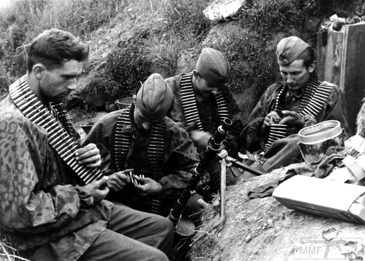 78635 - Все о пулемете MG-34 - история, модификации, клейма и т.д.