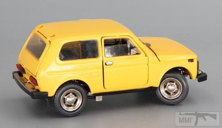 78677 - Модель «Нивы» с индексом А20 (фото model-car.ru)