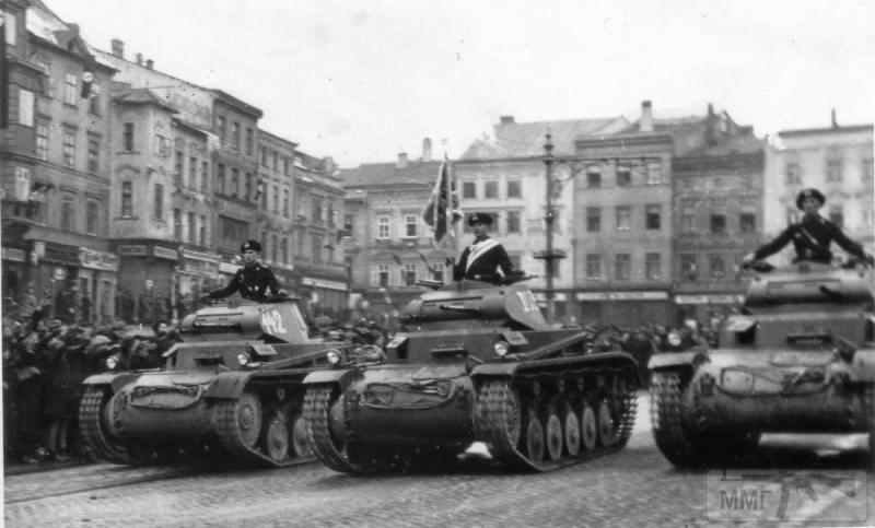 78694 - Раздел Польши и Польская кампания 1939 г.