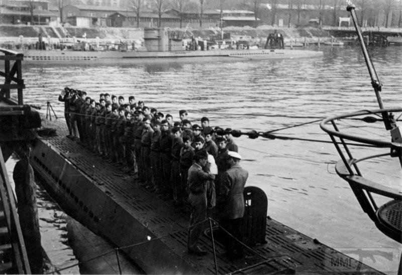 79039 - Волчьи Стаи - Германские подводные лодки двух мировых войн