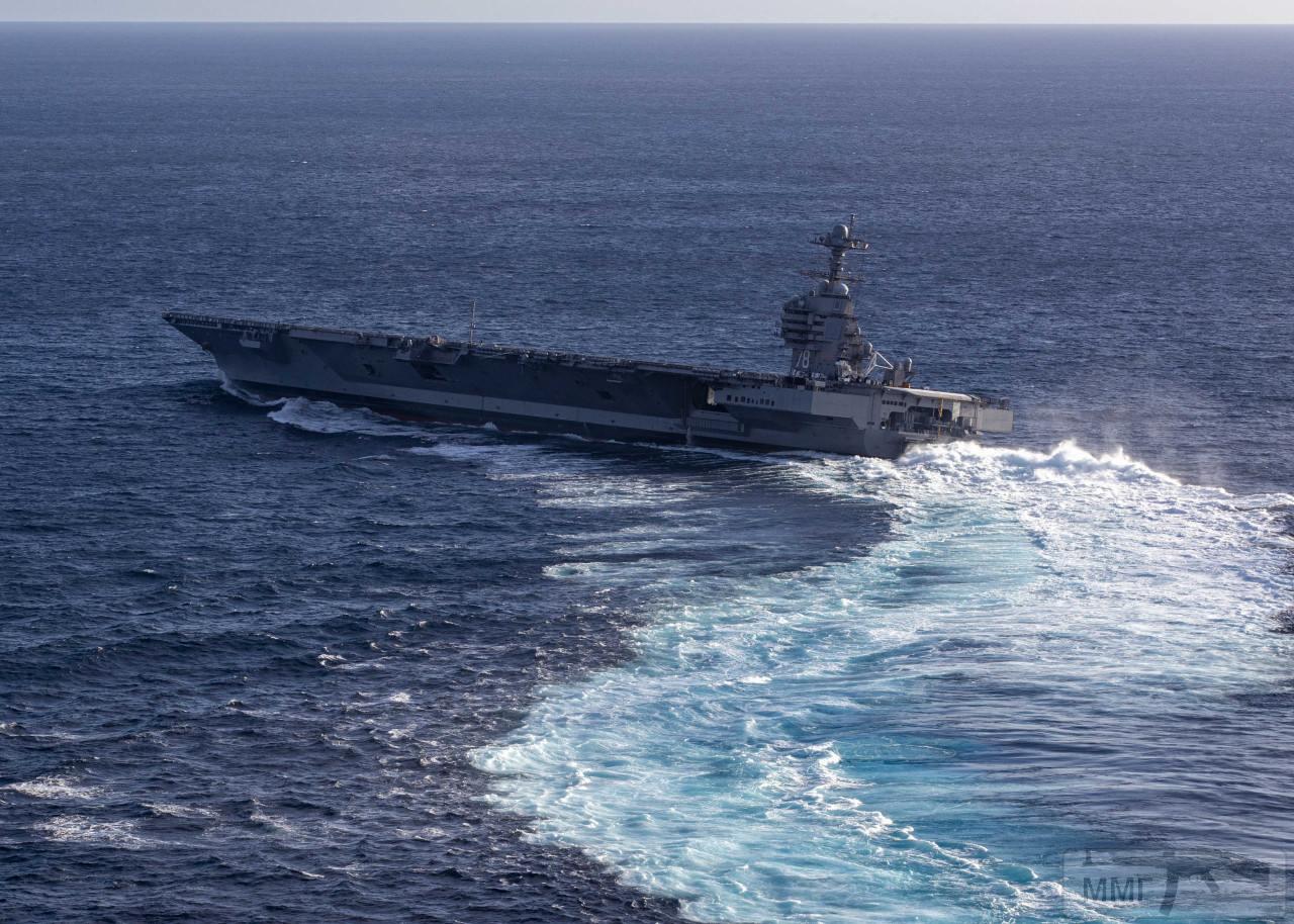 79071 - USS Gerald R. Ford (CVN-78)