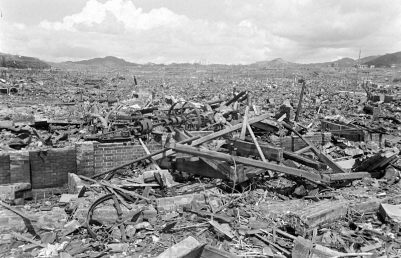 79096 - Хиросима и Нагасаки