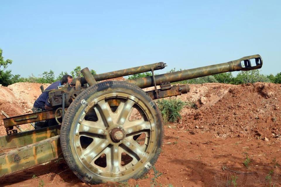 7914 - Немецкая артиллерия второй мировой