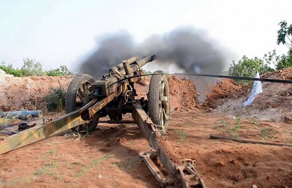 7915 - Немецкая артиллерия второй мировой