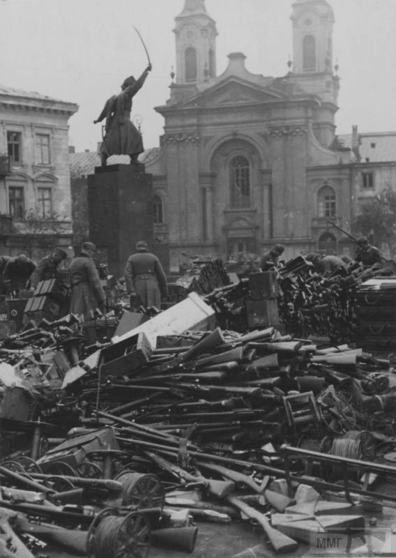 79152 - Раздел Польши и Польская кампания 1939 г.