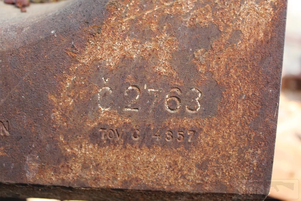 """7921 - Служба немецких """"коробочек"""" после войны..."""