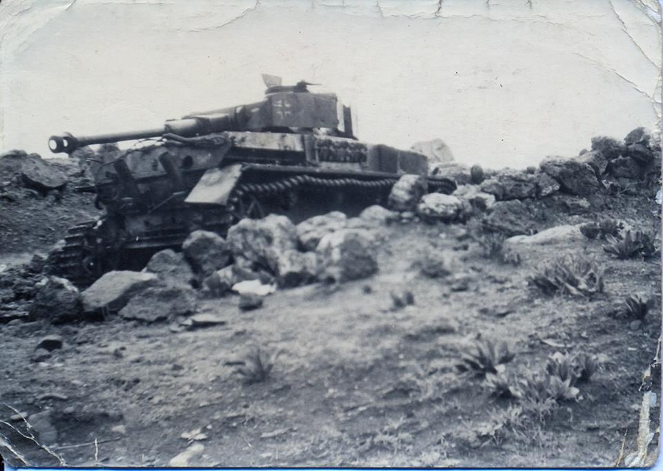 """7925 - Служба немецких """"коробочек"""" после войны..."""
