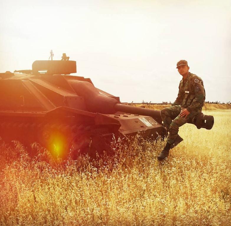 """7926 - Служба немецких """"коробочек"""" после войны..."""
