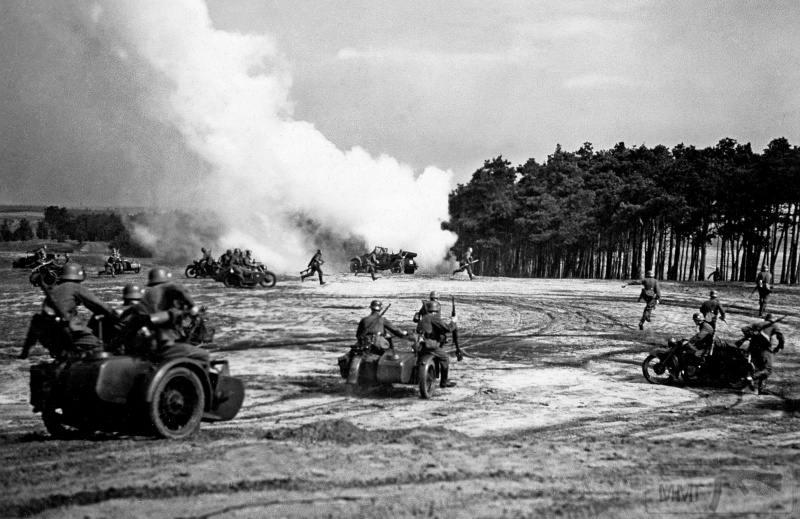 79265 - Раздел Польши и Польская кампания 1939 г.