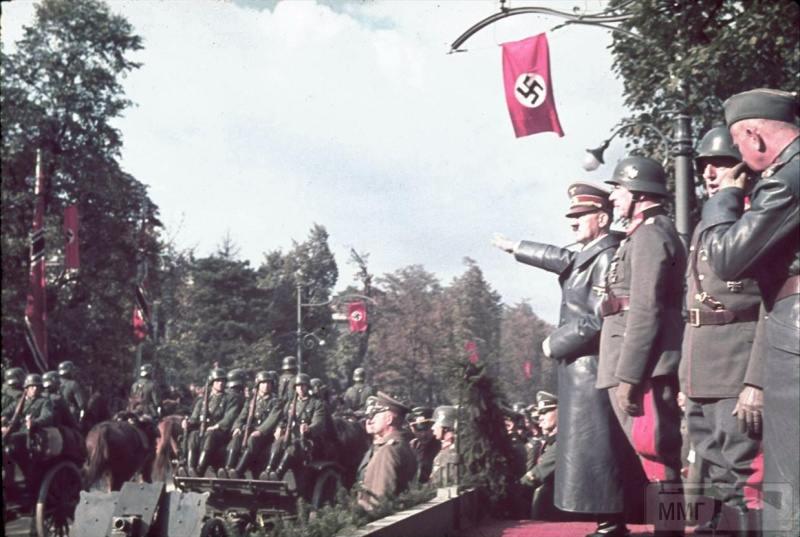 79272 - Раздел Польши и Польская кампания 1939 г.